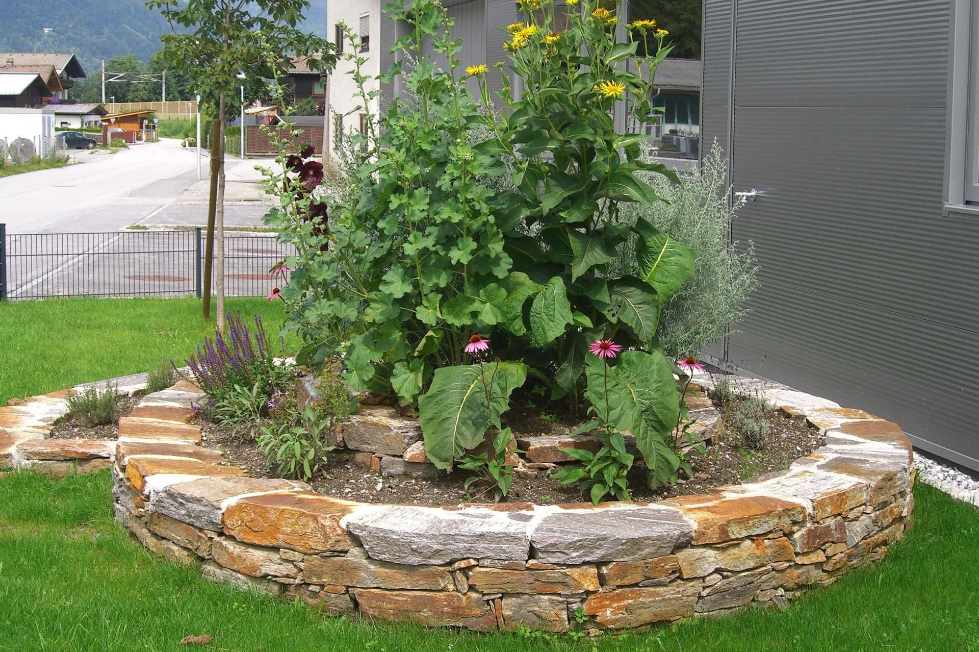 Bepflanzung Naturnahe Gärten Hochwimmer